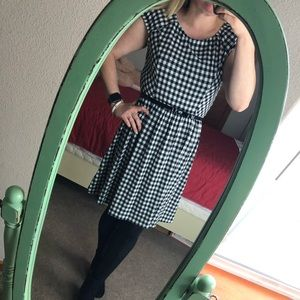 Elle Gingham Dress